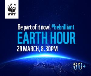 Earth Hour 2014