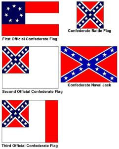 Confederate battle flag