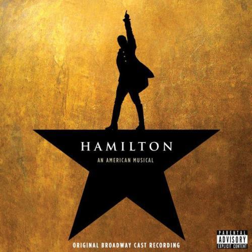 Hamilton Album Cover