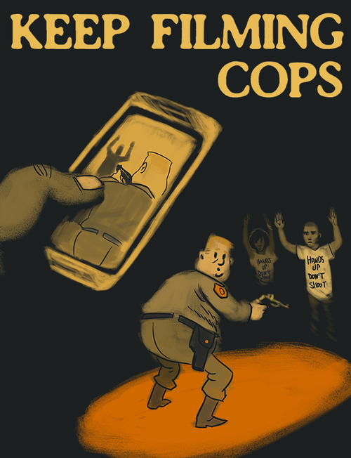KeepFilmingCops