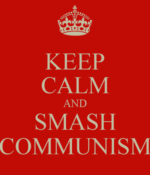 Smash Communism!