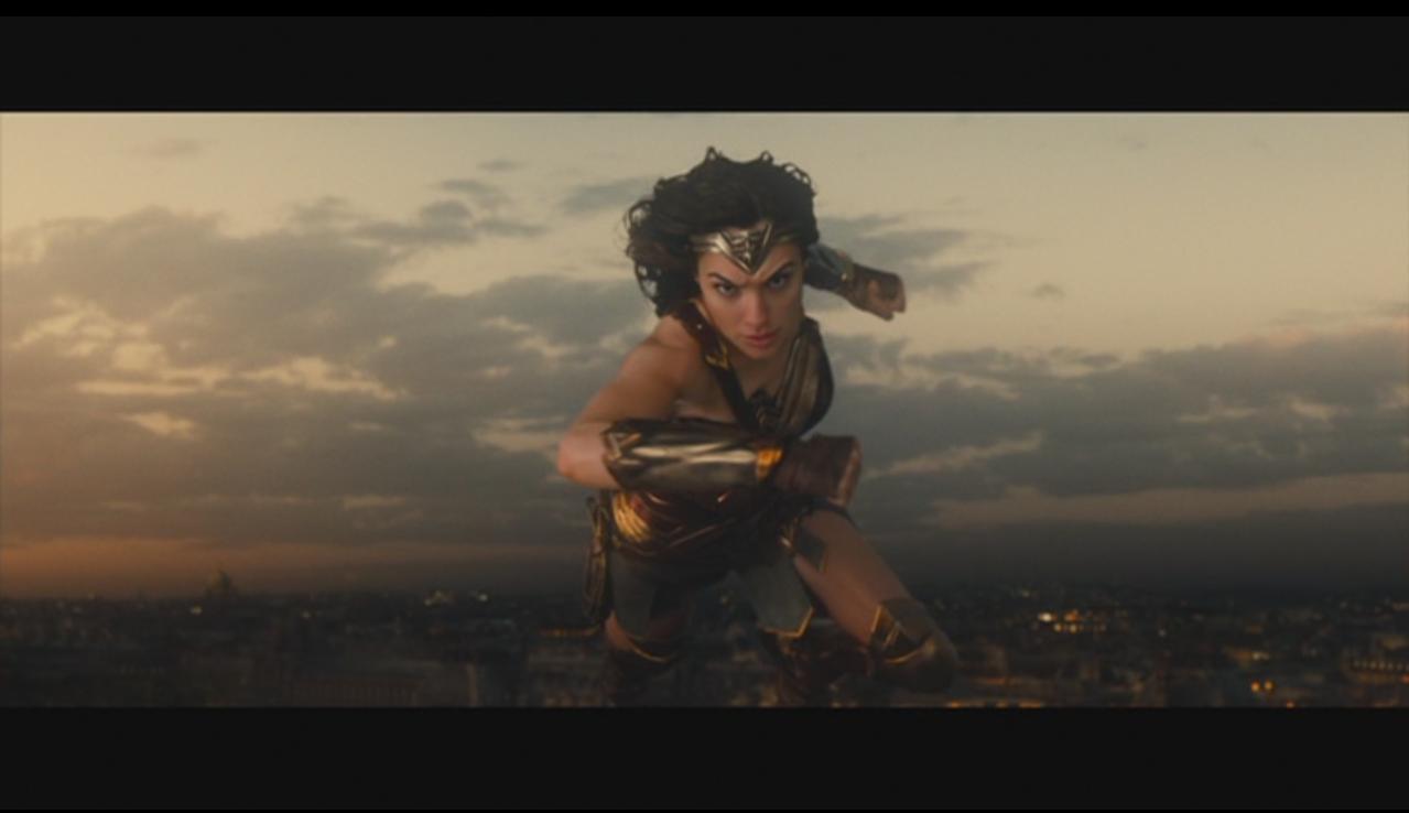 Wonder Woman? You? Not!